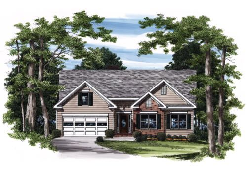Sargent House Plan #1177